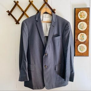 Brooks Brothers Made In Italy Fine Wool Blazer
